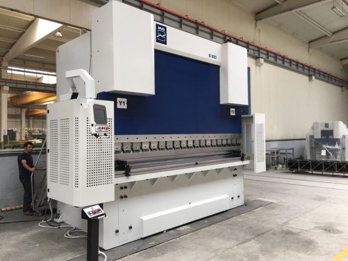 MVD B Series hydraulic press brake