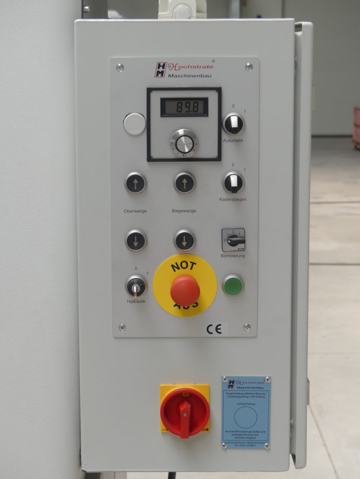 Control with Siemens PLC