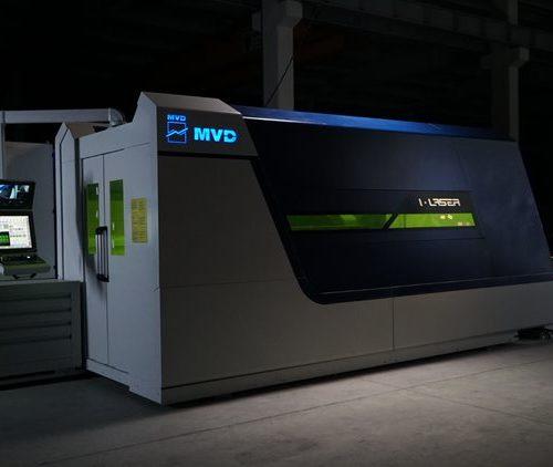 MVD fiber laser