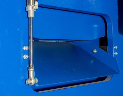RodFLAT Unload Tray