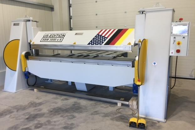 Hochstrate folding machine U.S. Edition