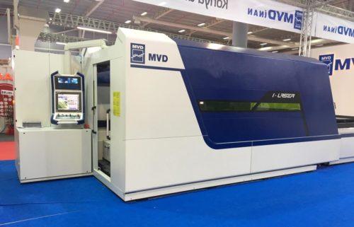 MVD iLaser fiber laser