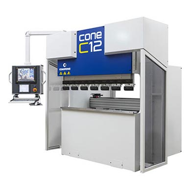 CoastOne Electric Press Brake C12 – International Technologies, Inc