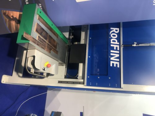 RodFINE busbar finishing machine