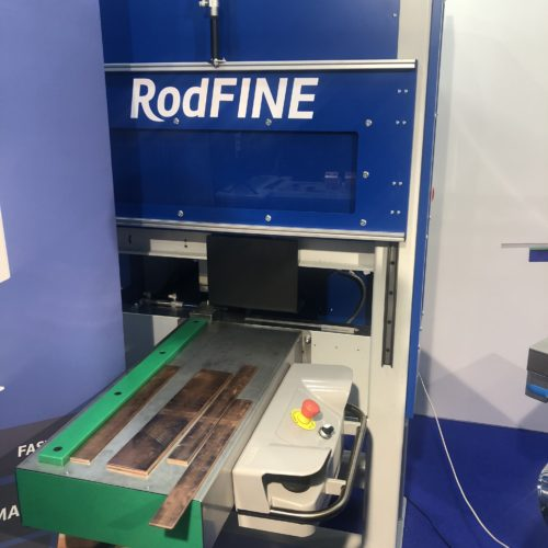 RodFINE busbar finishing machine