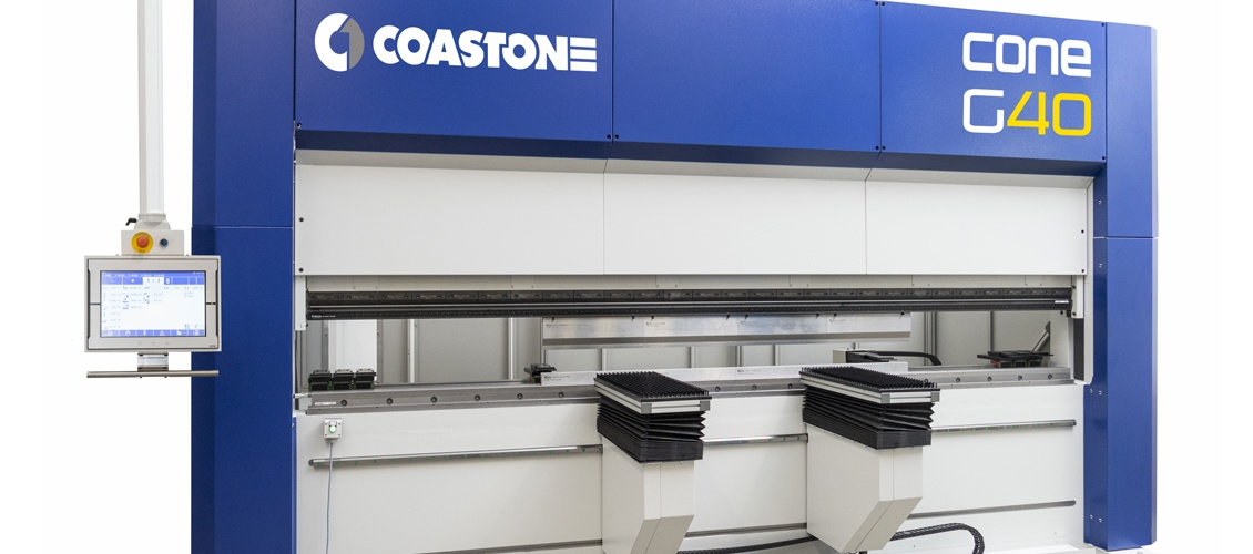 CoastOne G40 O-frame press brake