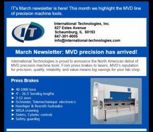 Sample IT newsletter