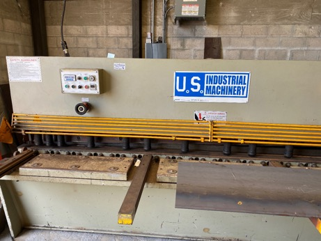 Used U.S. Industrial Machinery Shear
